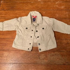 Baby GAP Jacket Never Used Size 6-8 months